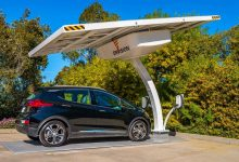 Photo of This Solar-Powered EV Car Charger Doesn't Need No Stinkin' Grid
