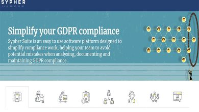 Photo of Sypher Suite – The Virtual GDPR Assistant
