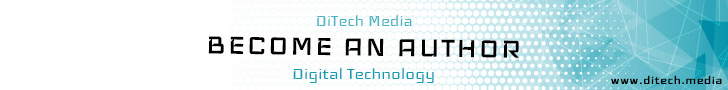 Want to be DiTech.Media Author ?!