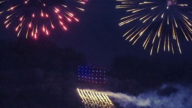 Photo of SPH Engineering's new Drone Show Software empowers unique capability to integrate drone shows into outdoor performances