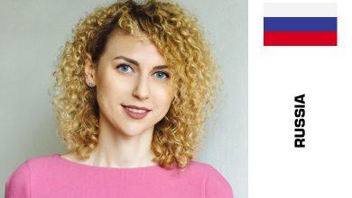 Photo of Tatiana Melnichuk