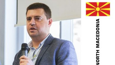 Photo of Dejan Madjoski, MSc in HRM