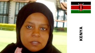 Photo of Wahida Mohamed Athman Ali