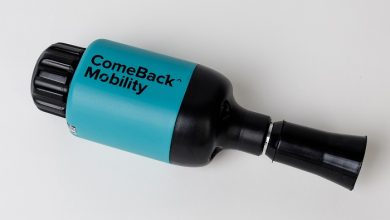 Photo of ComeBack Mobility Raises $1M for Smart Crutch Tips