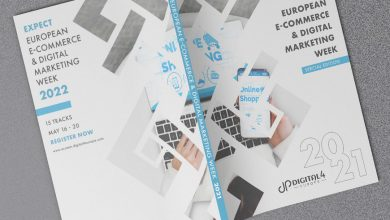 Photo of European eCommerce and digital marketing week: Special Edition 2021