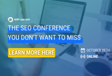 Photo of The SEO conference you do not want to miss